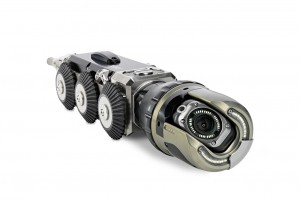 Ultra Portable Industrial Robotic Crawler System