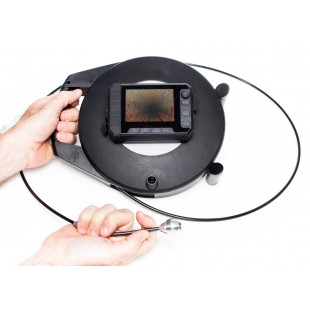 inspection camera rental is portable