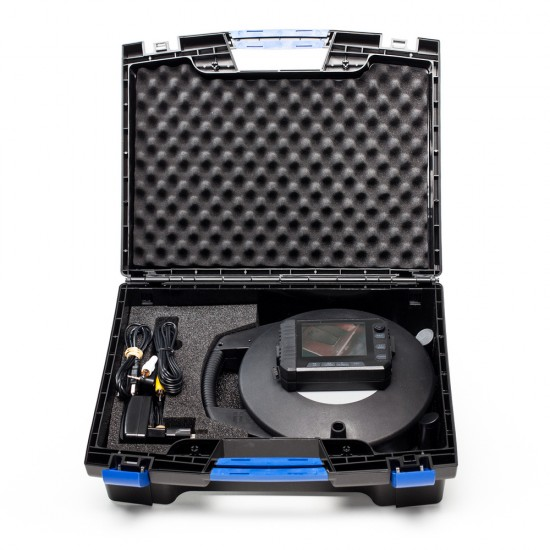 Mincord Portable Inspection Camera in storage Case