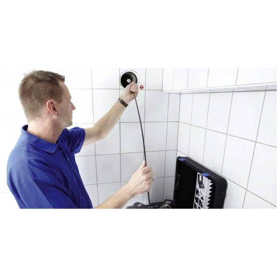 Wohler Vis 340 Inspection Camera Rental for plumbing inspections