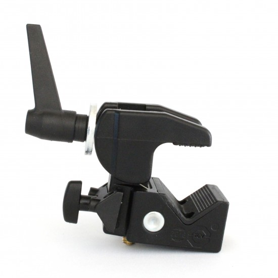 Mounting clamp included with kit