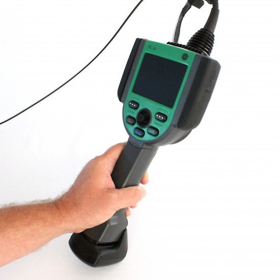 XL Lv is a portable hand held video borescope
