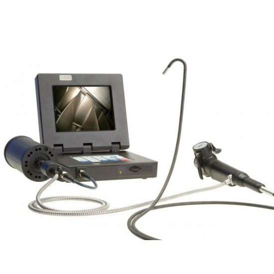 iTool DVR Videoscope with interchangeable video borescope