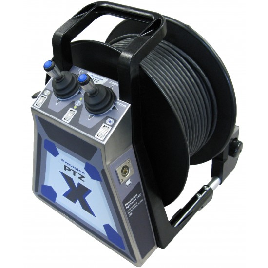 PTZx Inspection Camera System top view