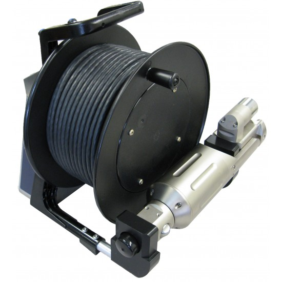 PTZx Inspection Camera System cable reel