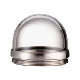 glass dome for wohler pipe camera, push camera, drain camera, pan and tilt camera, vis 340