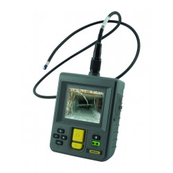 DCS800 video borescope with high resolution VGA imagae