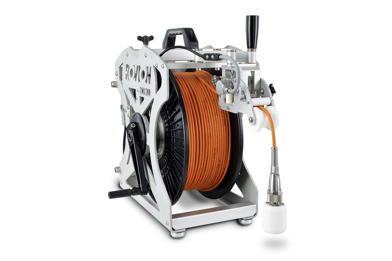 RMX200 Rovver cable reel