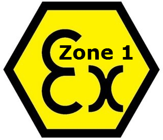 ATEX Zone 1 Explosion Proof